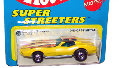 Corvette Stingray Diecast on Lo Que El Tianguis Me Dejo  Foros Net  Club Hotwheels Collectors