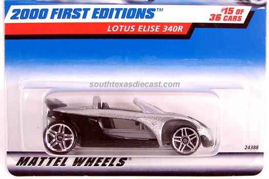 Lotus Elise 340R