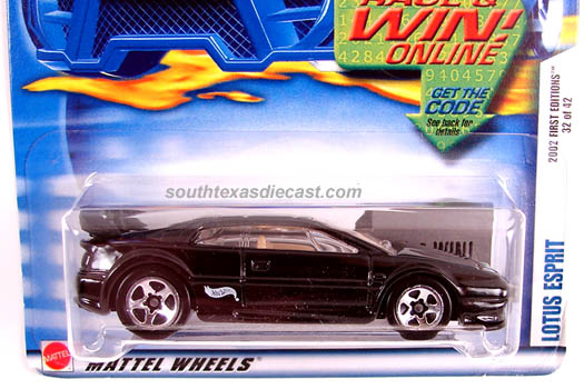 Hot Wheels Guide - 2002 Mainline Checklist