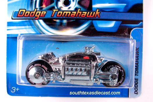 Hot Wheels Guide Dodge Tomahawk