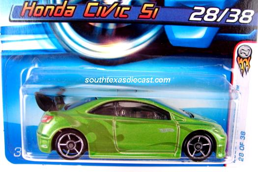 control cars 3 hotwheel transformer cars 028 honda civic si