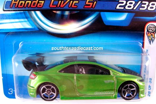 2006 first editions 28 sema edition mtflk green w olive