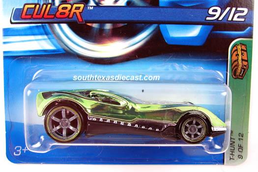 Hot Wheels Guide - 2006 Treasure Hunt Series