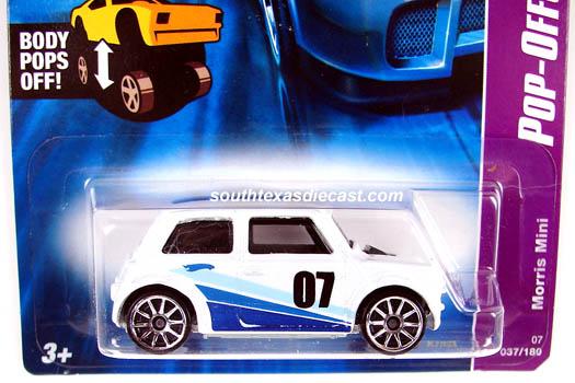 Hot Wheels Guide Mini Cooper Morris Cooper Morris Minor