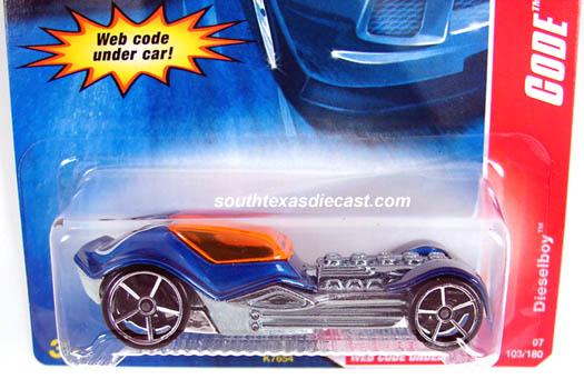 Mon Custom Hot Wheels ... Et les autres!!! - Page 2 2007_103a