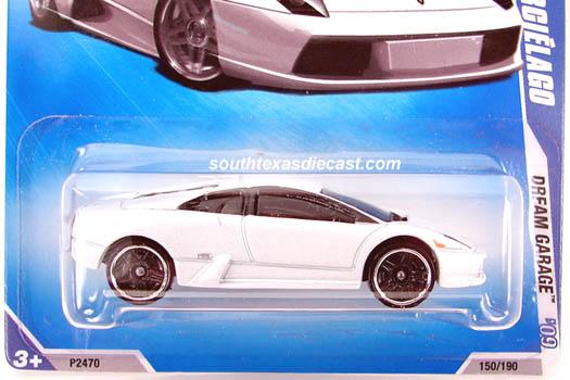 Hot Wheels Guide Lamborghini Murcielago Murci 233 Lago