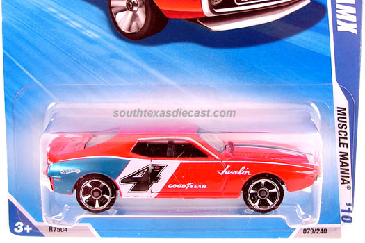 Hot Wheels Guide - AMC Javelin AMX