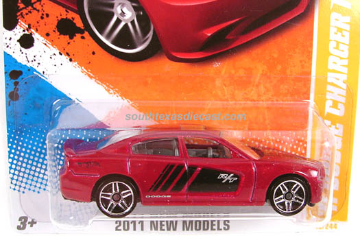 Hot Wheels Guide 11 Dodge Charger R T