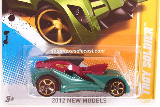Hot Wheels Guide 2012 Mainline Checklist