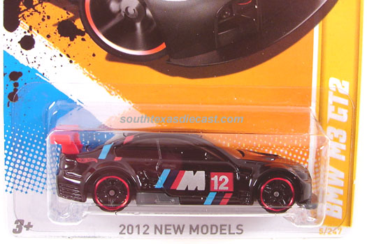Hot Wheels Guide - BMW M3 GT2
