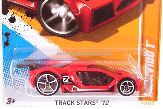 Hot Wheels Guide 2012 Series Checklist