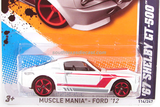 2012 Muscle Mania - Ford #04