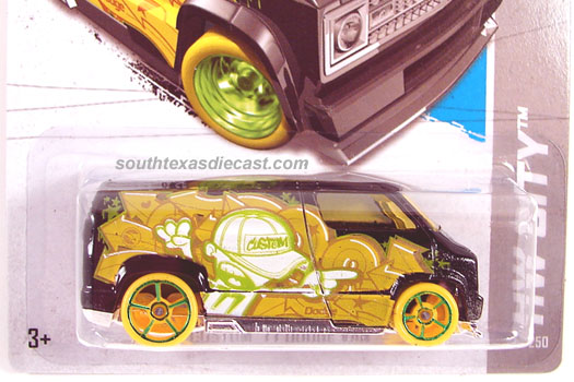 Hot Wheels Guide - 2013 Treasure Hunt Listing