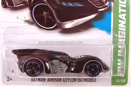 Arkham Asylum Batmobile
