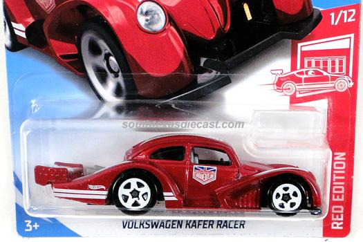 Hot Wheels Guide - Volkswagen Käfer Racer / Kafer Racer