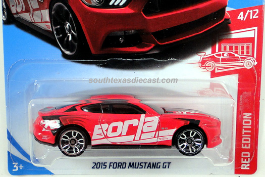 hot wheels guide 2015 ford mustang gt 39 15 ford mustang gt. Black Bedroom Furniture Sets. Home Design Ideas