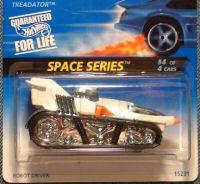 1999 Hot Wheels #1049 Treadator
