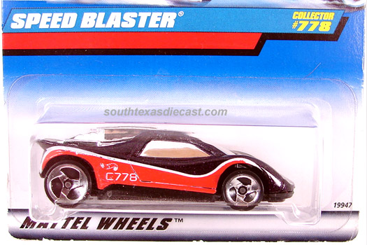 Hot Wheels Guide - Dragon Wagon / Speed Blaster