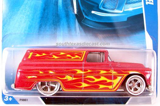 55 Chevy Panel P9861
