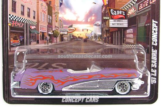 1996 Buick Lesabre >> Hot Wheels Guide - '51 Buick Le Sabre Concept / 1951 LeSabre