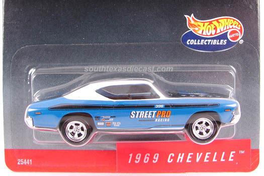 Hot Wheels Guide - 1969 Chevrolet Chevelle / '69 Chevy ...