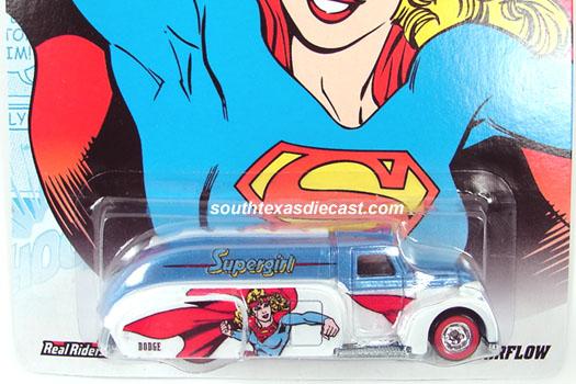 Pop Culture Marvel B10 /'38 Dodge Airflow CAPTAIN AMERICA Hot Wheels