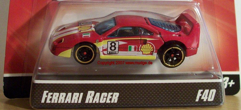 Ferrari Racer - 2007/2009 M4720