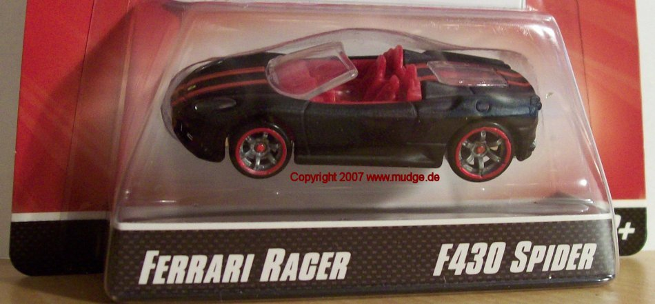 Ferrari Racer - 2007/2009 M4723