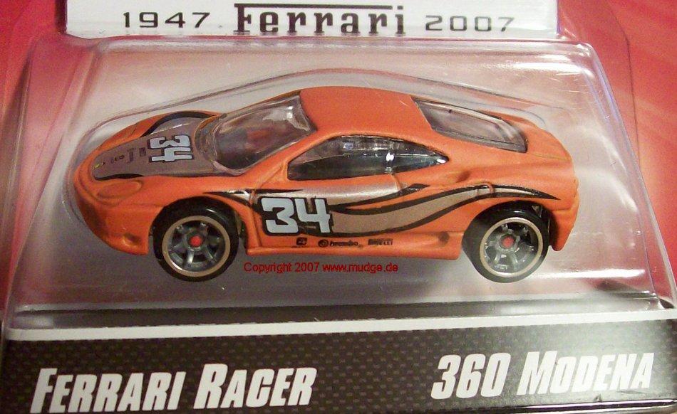 Ferrari Racer - 2007/2009 M4725