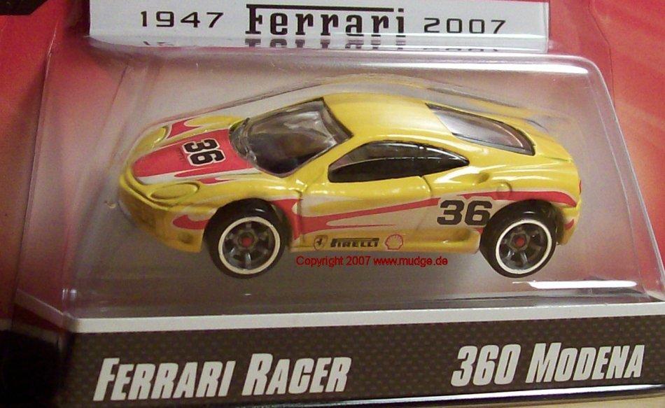 Ferrari Racer - 2007/2009 M4733