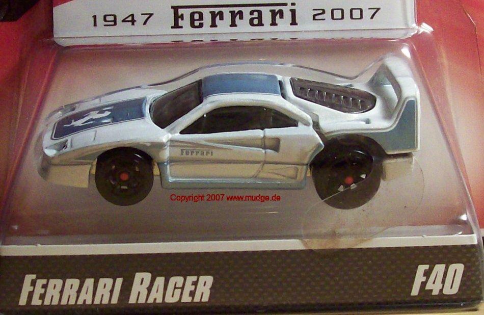 Ferrari Racer - 2007/2009 M4738