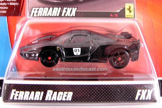 Ferrari Racer - 2007/2009 N8101