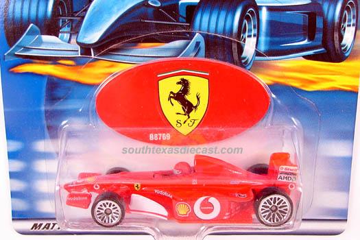 2011 Hot Wheels GP-2009 Purple HW Sky Jump F1 Formula 1 Racer T8637 5SP 1:64