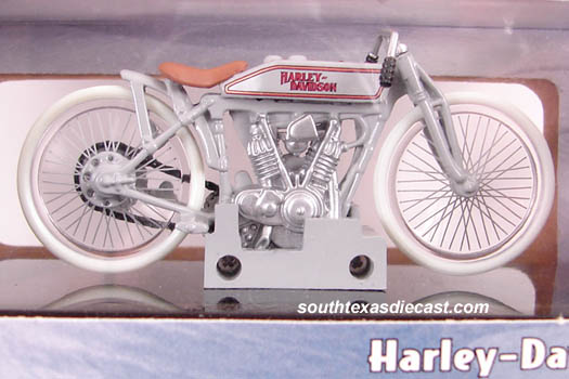 Black And Red >> Hot Wheels Guide - Harley-Davidson 1920 Racer (HW Collectible)
