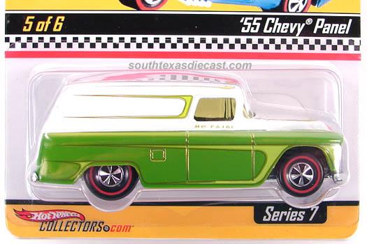 55 Chevy Panel L8680