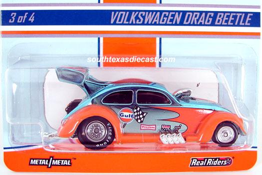 Hot Wheels Guide - Custom '56 Volkswagen Drag Beetle