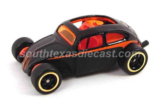 Hot Wheels Guide - Custom Volkswagen Beetle