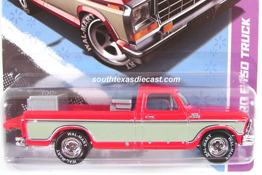 Hot Wheels Guide - 1979 Ford F150 Truck