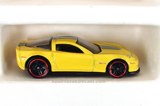 Hot Wheels Corvette Z06