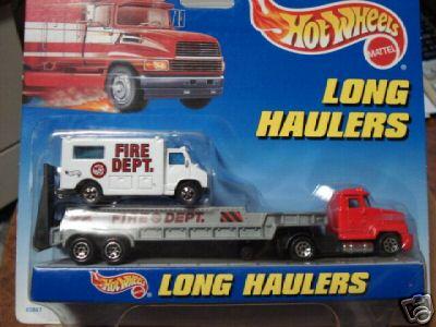 2000 Hot Wheels Pavement Pounder 40th Desert Team Haulers C1 for sale online