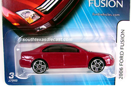 Hot Wheels Guide Ford Fusion Ford Fusion Patrol Car