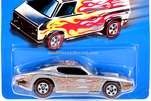 Red Window Tint >> Hot Wheels Guide - Custom Otto