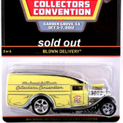 2012 Garden Grove Convention Blown Delivery
