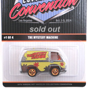 2014 Hot Wheels L.A. Convention The Mystery Machine